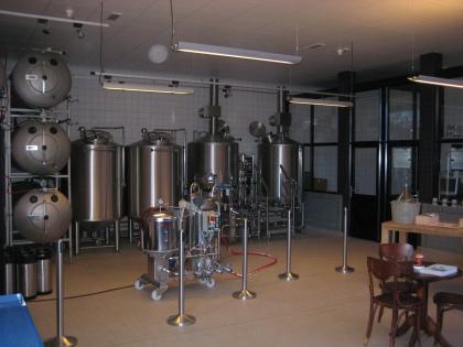 Bierbrouwerij Nederlands Openluchtmuseum te Arnhem