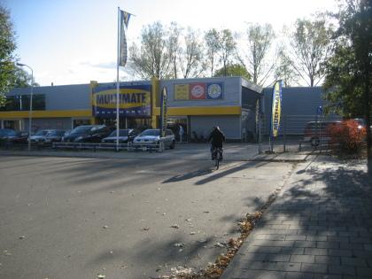 uitbreiding Bouwmarkt te Renkum